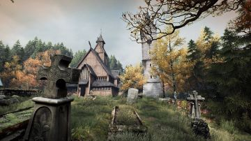 Immagine -2 del gioco The Vanishing of Ethan Carter per PlayStation 4