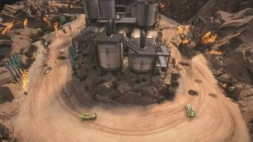 Immagine -5 del gioco Mantis Burn Racing per Nintendo Switch