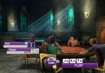 Immagine -3 del gioco World Championship Poker: Featuring Howard Lederer All in per Nintendo Wii