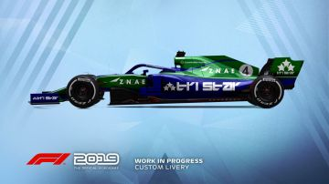Immagine 0 del gioco F1 2019 per PlayStation 4