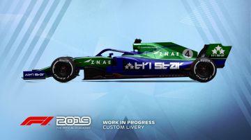 Immagine -3 del gioco F1 2019 per Xbox One