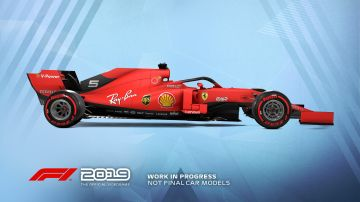 Immagine -4 del gioco F1 2019 per Xbox One