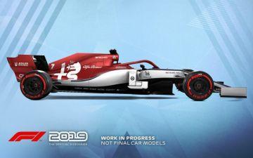 Immagine -1 del gioco F1 2019 per PlayStation 4