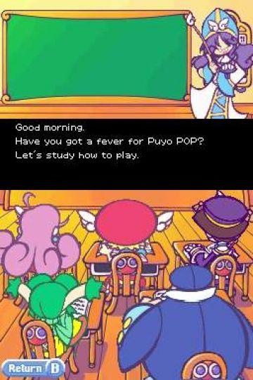 Immagine -4 del gioco Puyo Pop Fever per Nintendo DS