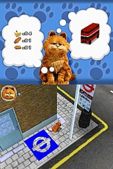 Immagine -14 del gioco Garfield 2 per Nintendo DS