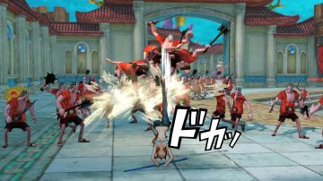 Immagine -4 del gioco One Piece: Pirate Warriors 3 per Playstation 4