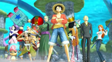 Immagine -2 del gioco One Piece: Pirate Warriors 3 per Playstation 4