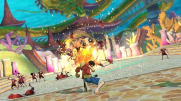 Immagine -1 del gioco One Piece: Pirate Warriors 3 per Playstation 4