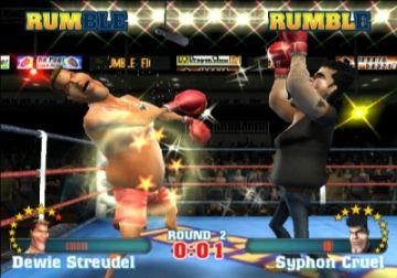 Immagine -5 del gioco Ready 2 Rumble: Revolution per Nintendo Wii