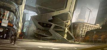 Immagine -1 del gioco Deus Ex: Human Revolution per Playstation 3