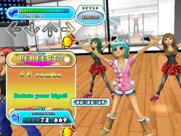 Immagine -3 del gioco Dance Dance Revolution Hottest Party 3 per Nintendo Wii