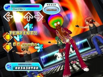 Immagine -1 del gioco Dance Dance Revolution Hottest Party 3 per Nintendo Wii