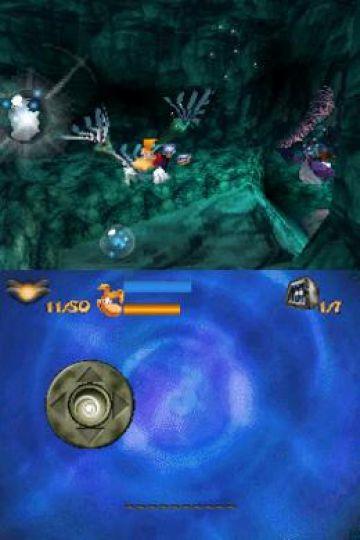 Immagine -5 del gioco Rayman DS per Nintendo DS