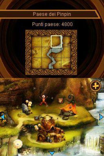Immagine -5 del gioco Arthur - La vendetta di Maltazard per Nintendo DS