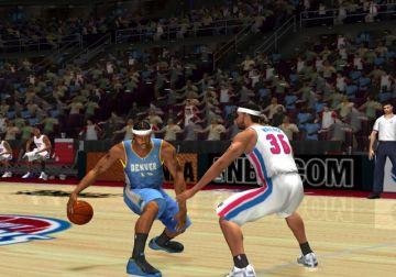 Immagine -1 del gioco NBA 08 per PlayStation 2