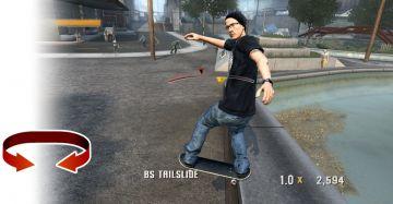 Immagine -5 del gioco Tony Hawk's Project 8 per PlayStation PSP