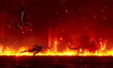 Immagine -3 del gioco The Pathless per PlayStation 5
