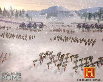Immagine -15 del gioco The History Channel: Great Battles of Rome per PlayStation 2
