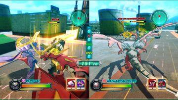 Immagine -5 del gioco Bakugan Battle Brawlers: I Difensori della Terra per PlayStation 3