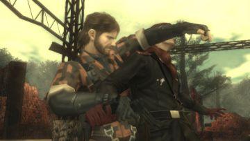 Immagine -4 del gioco Metal Gear Solid HD Collection per PSVITA