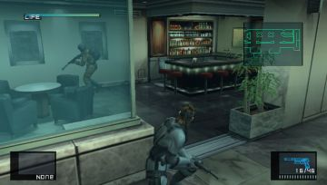 Immagine -1 del gioco Metal Gear Solid HD Collection per PSVITA