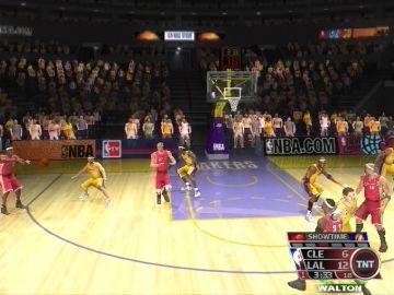 Immagine 0 del gioco NBA 08 per PlayStation 2