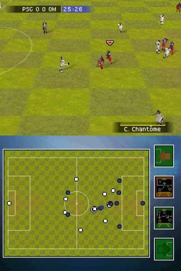 Immagine -2 del gioco FIFA 08 per Nintendo DS