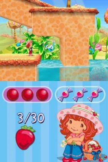 Immagine -3 del gioco Strawberry Shortcake - The Four Seasons Cake per Nintendo DS