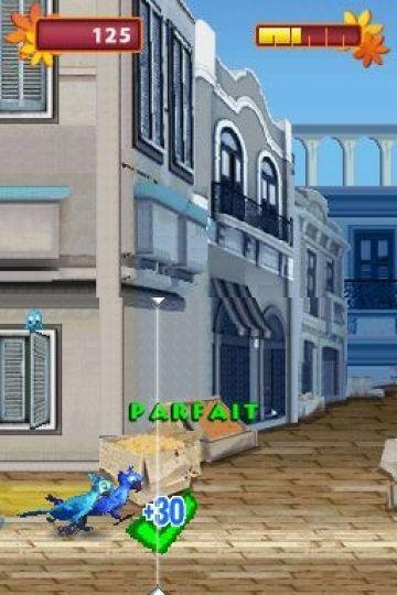 Immagine -3 del gioco Rio per Nintendo DS
