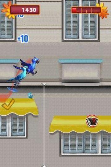 Immagine -1 del gioco Rio per Nintendo DS