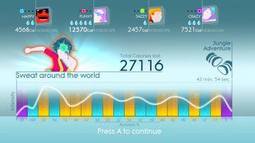 Immagine -3 del gioco Just Dance 4 per Nintendo Wii