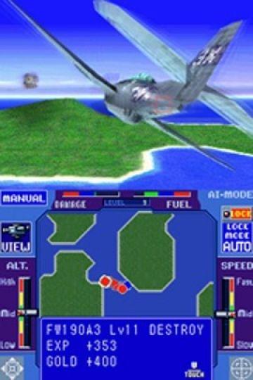 Immagine -5 del gioco Freedom Wings per Nintendo DS