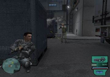 Immagine -14 del gioco Syphon Filter: Dark Mirror per Playstation 2