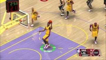 Immagine -10 del gioco NBA 08 per PlayStation 3
