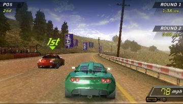 Immagine -5 del gioco Need for Speed: Shift per PlayStation PSP