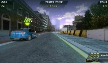 Immagine -1 del gioco Need for Speed: Shift per PlayStation PSP