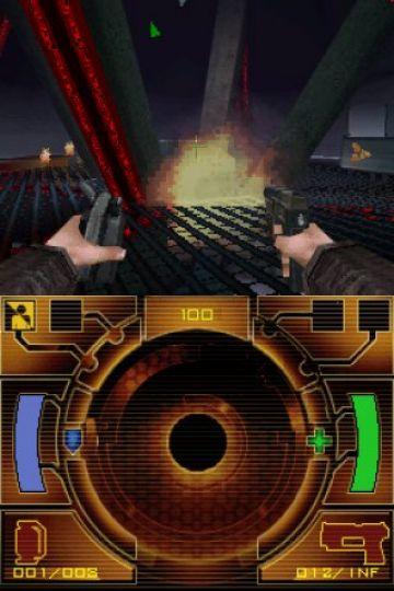 Immagine -2 del gioco GoldenEye: Rogue Agent per Nintendo DS