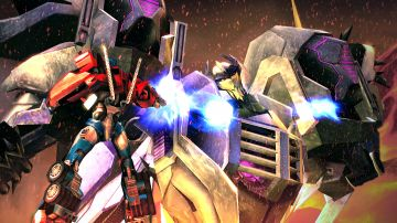 Immagine -1 del gioco Transformers Prime per Nintendo Wii
