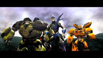 Immagine -3 del gioco Transformers Prime per Nintendo Wii
