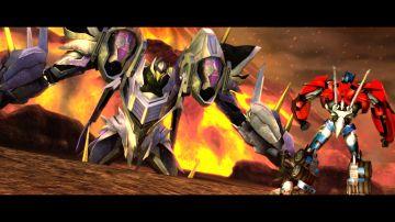 Immagine -4 del gioco Transformers Prime per Nintendo Wii