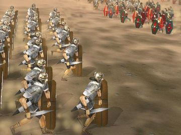Immagine -11 del gioco The History Channel: Great Battles of Rome per PlayStation 2