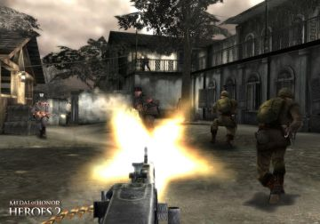 Immagine -2 del gioco Medal of Honor Heroes 2 per Nintendo Wii