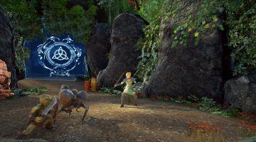 Immagine -5 del gioco Eternity: The Last Unicorn per PlayStation 4