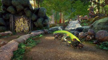 Immagine -2 del gioco Eternity: The Last Unicorn per PlayStation 4