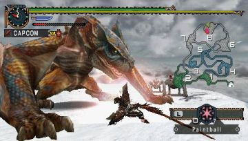 Immagine -3 del gioco Monster Hunter Freedom 2 per PlayStation PSP