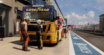 Immagine -2 del gioco FIA European Truck Racing Championship per PlayStation 4