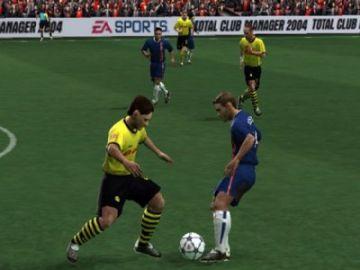Immagine -5 del gioco Fifa 2004 per Playstation 2