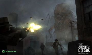 Immagine -1 del gioco The Sinking City per Xbox One