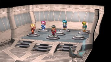 Immagine -5 del gioco Star Ocean First Departure R per PlayStation 4