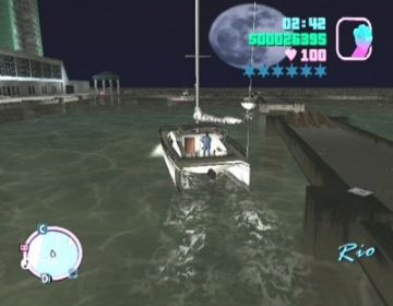 Immagine -5 del gioco Gta Vice City per Playstation 2